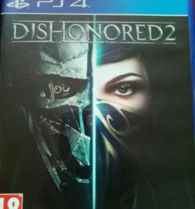 Dishonored 2 (PS4) + pack