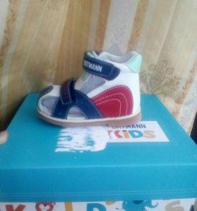 ORTMANN сандалии для мальчика