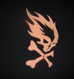 Футболка pyromaniac