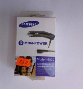 Автомобильное Зарядное микро USB