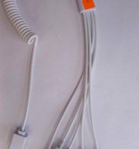 Универсальный кабель для всех видов смартфонов