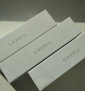Xiaomi redmi 4a 2/16 + чехол и стекло в подарок!