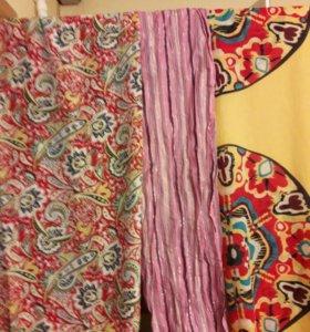 Парэо, шарфы