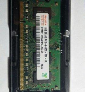Оперативка DDR2 800 1 Гб