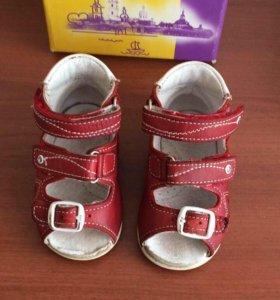 Детские сандали Скороход 18 размер