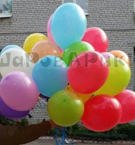 Воздушные шарики. Гелиевые шары. Оформление.Фигуры
