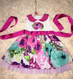Платье для маленькой принцессы в идеале Choupette