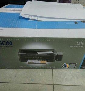 Эпсон л210