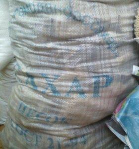 Мешки с сухарями