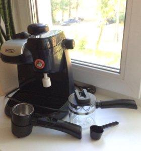Рожковая кофеварка эспрессо EC 9