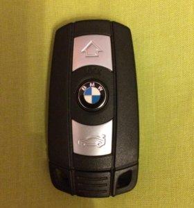 Оригинальный смарт ключ BMW (E серия)
