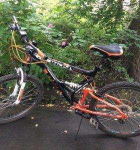 Велосипед двухподвес Stark Indy FS