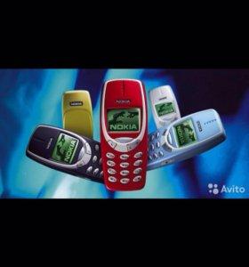 Легендарный Nokia 3310