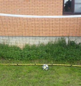Складные футбольные ворота SKLZ 3,65 x 1,82 м
