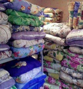 Матрас подушка одеяло