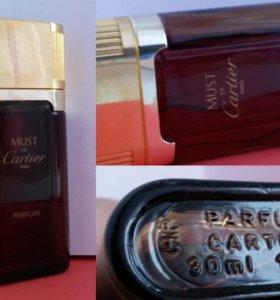 Духи Must de Cartier