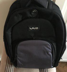Рюкзак сумка для ноутбука