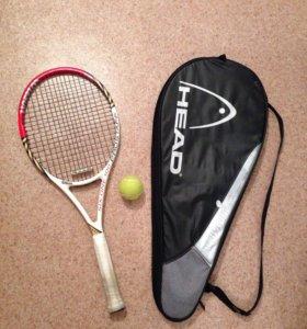 Теннисная ракетка новая