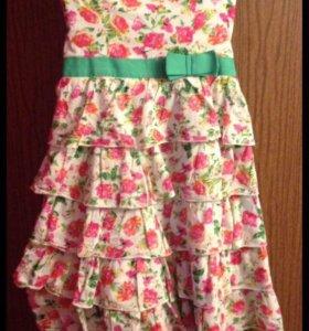 Кира Пластинина новое платье