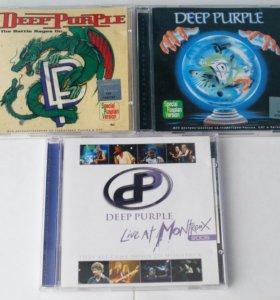 Deep purple CD диски