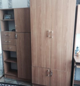 Шкафы,письменный стол