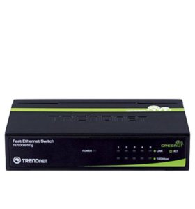 Маршрутизатор Тrendnet TE100-S50g