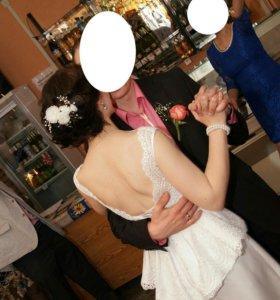 Свадебное платье из коллекции Татьяны Каплун