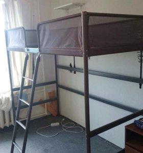 Кровать-чердак TUFFING