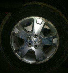 Колеса17 форд