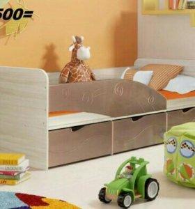 Кровать Бриз диал