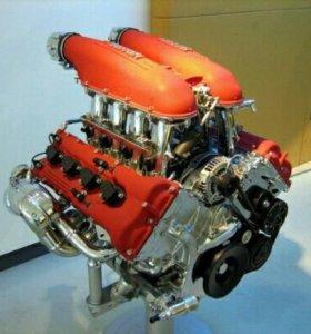 Переборка двигателей