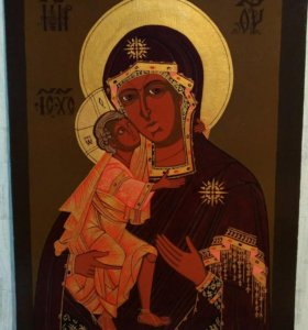 """Чудотворная икона Божией Матери """"Феодоровская"""""""