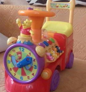 Детский музыкальный поезд