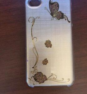 Чехол на 4 iPhone