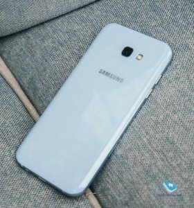 Samsung galaxy a7 32gb 2017 Blue Mist