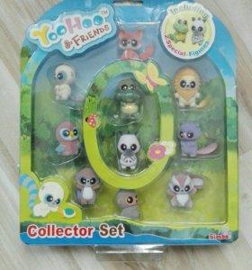 Новые игрушки Юху Yoohoo