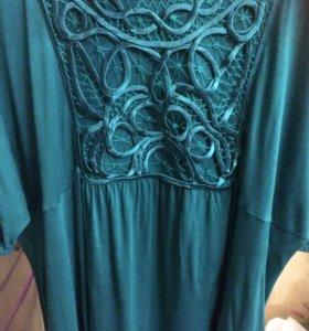 Блуза XL ( Финляндия) новая