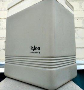 Автомобильный холодильник-подогреватель IGLOO KOOLMATE 18 в отличном состоянии.