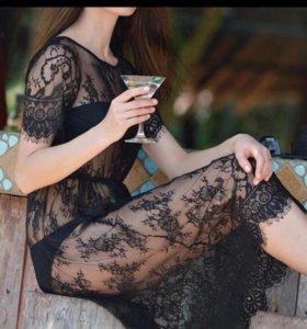 Платье-пеньюар ,размер 44