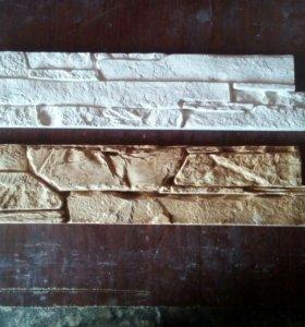 Декоративная плитка из гипса,каменные обои