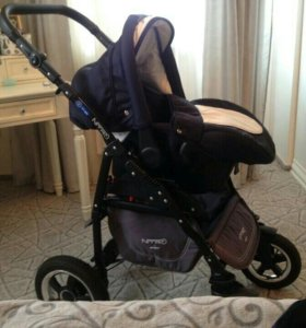Детская коляска Adamex nitro 3 в 1