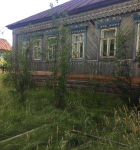 Дом в с. Тихменево