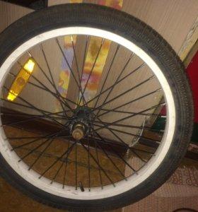 Колесо на BMX