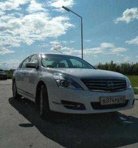 Nissan Teana 2.5CVT, 2011,