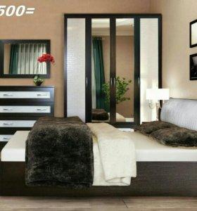 Спальня Кэт 1-1 диал