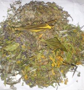 Горный травяной чай Кавказа