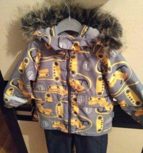 Полукомбинезон и куртка