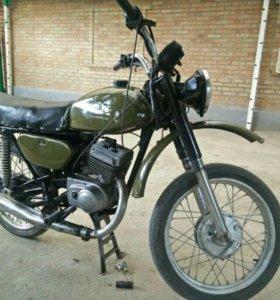Мотоцикл минс