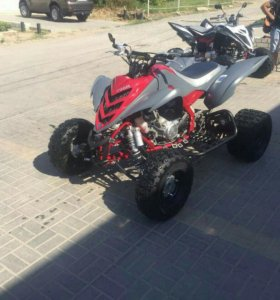 Квадрацикл Yamaxa  Raptor YFM 700 R