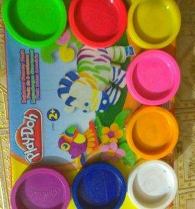 Пластилин Play- Doh